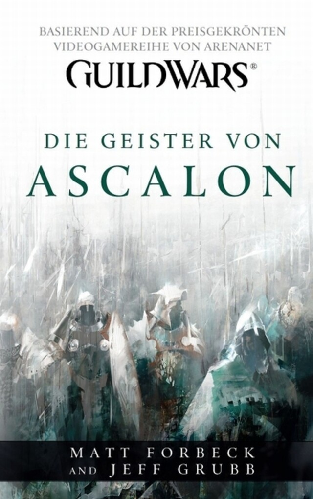 Guild Wars Band 1: Die Geister von Ascalon als eBook epub