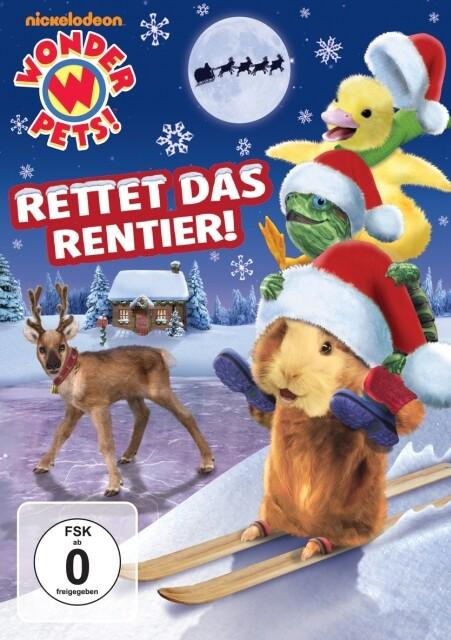 Wonder Pets - Rettet das Rentier! als DVD