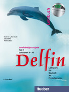 Delfin. Lehrbuch Teil 1. Mit 2 CDs