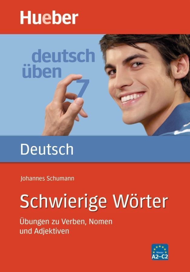 Deutsch üben 07. Schwierige Wörter als Buch