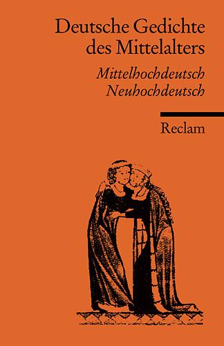 Deutsche Gedichte des Mittelalters als Taschenbuch