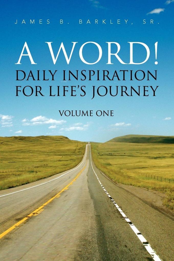 A Word! als Taschenbuch