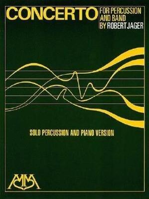 Concerto: For Percussion and Piano als Taschenbuch