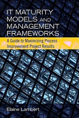 It Maturity Models and Management Frameworks: A Guide to Maximizing Process Improvement Project Results als Buch (gebunden)