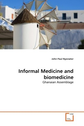 Informal Medicine and biomedicine als Buch (kartoniert)
