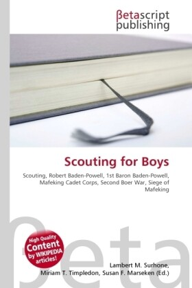 Scouting for Boys als Buch (gebunden)