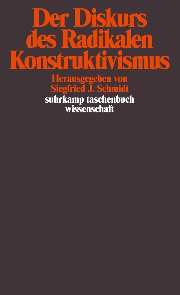 Der Diskurs des Radikalen Konstruktivismus als Taschenbuch