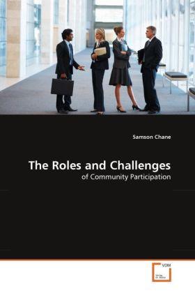 The Roles and Challenges als Buch (gebunden)