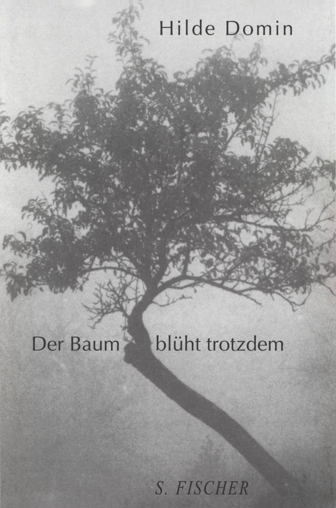 Der Baum blüht trotzdem als Buch