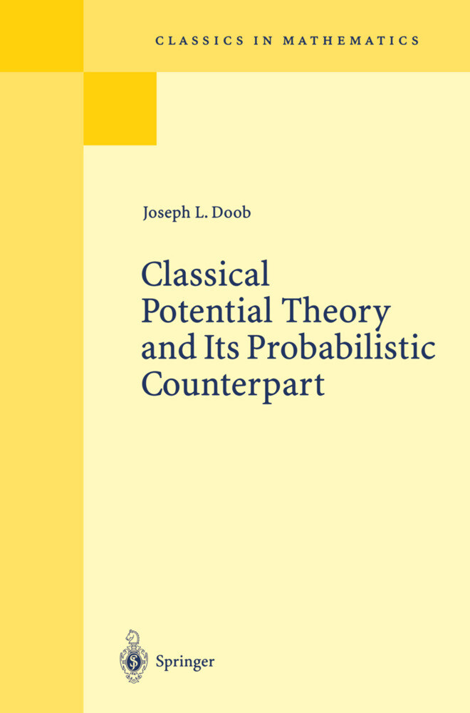 Classical Potential Theory and Its Probabilistic Counterpart als Buch