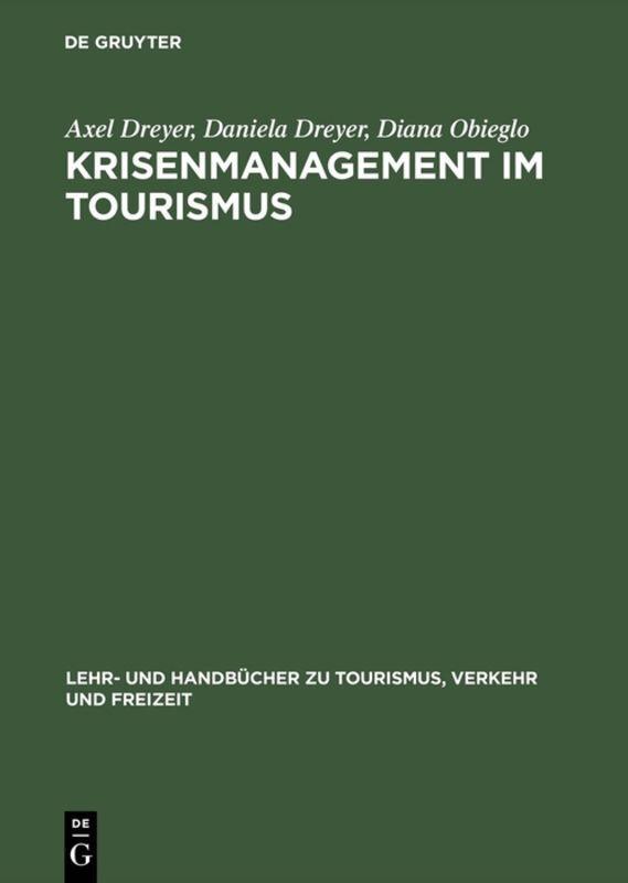 Krisenmanagement im Tourismus als Buch (gebunden)