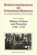 Balance of Power und Pentarchie