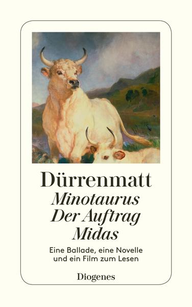 Minotaurus / Der Auftrag oder Vom Beobachten des Beobachters der Beobachter / Midas oder Die schwarze Leinwand als Taschenbuch