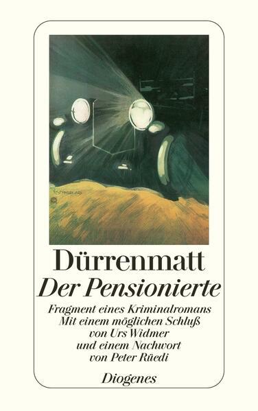 Der Pensionierte als Taschenbuch
