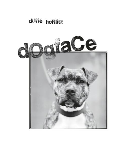Dogface als Buch (kartoniert)