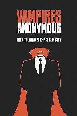 Vampires Anonymous als Taschenbuch