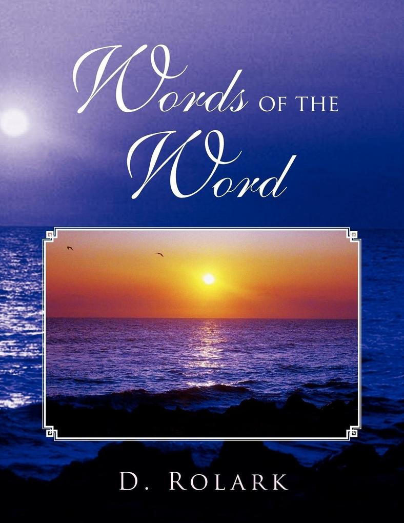 Words of The Word als Taschenbuch