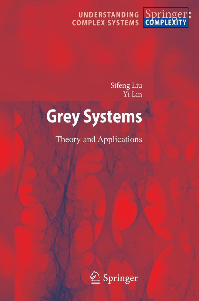Grey Systems als Buch (gebunden)
