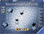 Krypt silber. Puzzle 654 Teile