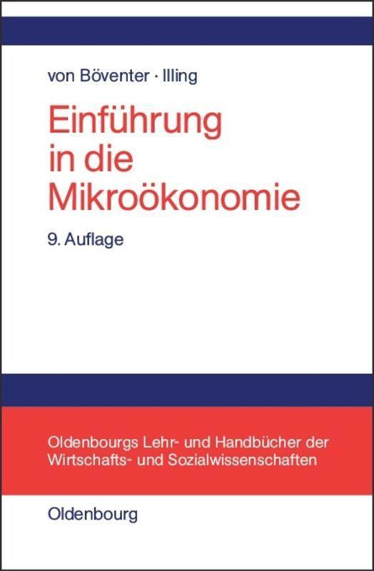 Einführung in die Mikroökonomie als Buch (gebunden)