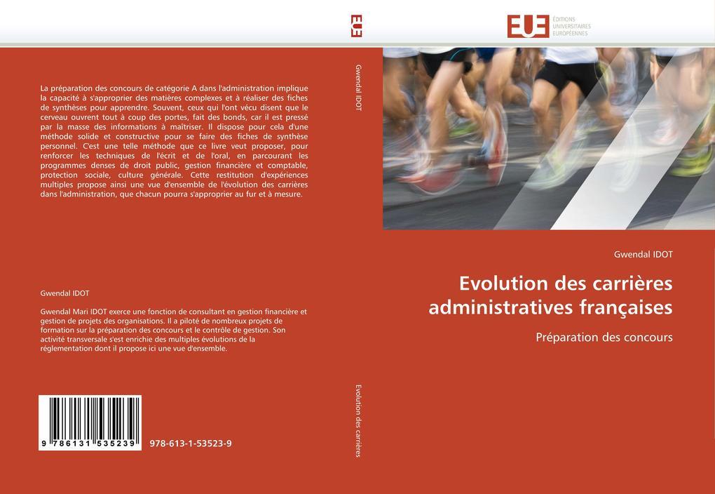 Evolution des carrières administratives françaises als Buch (gebunden)