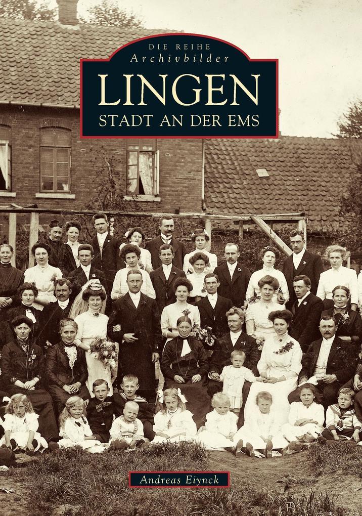 Lingen als Buch (kartoniert)