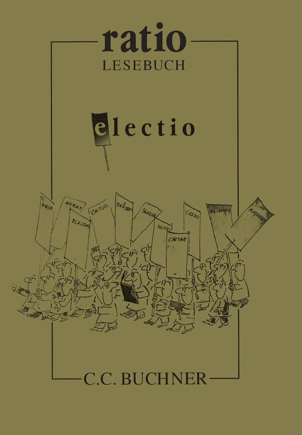 Electio als Buch (kartoniert)