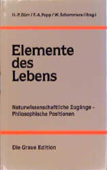 Elemente des Lebens als Buch (gebunden)