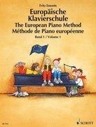 Europäische Klavierschule 1