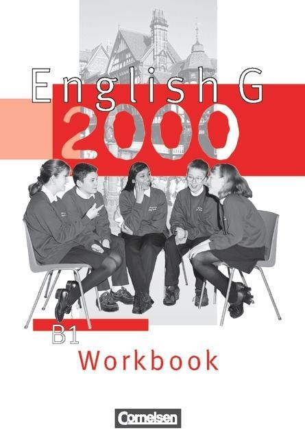 English G 2000. Ausgabe B 1. Workbook. New Edition als Buch (kartoniert)