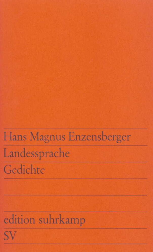 Landessprache als Taschenbuch