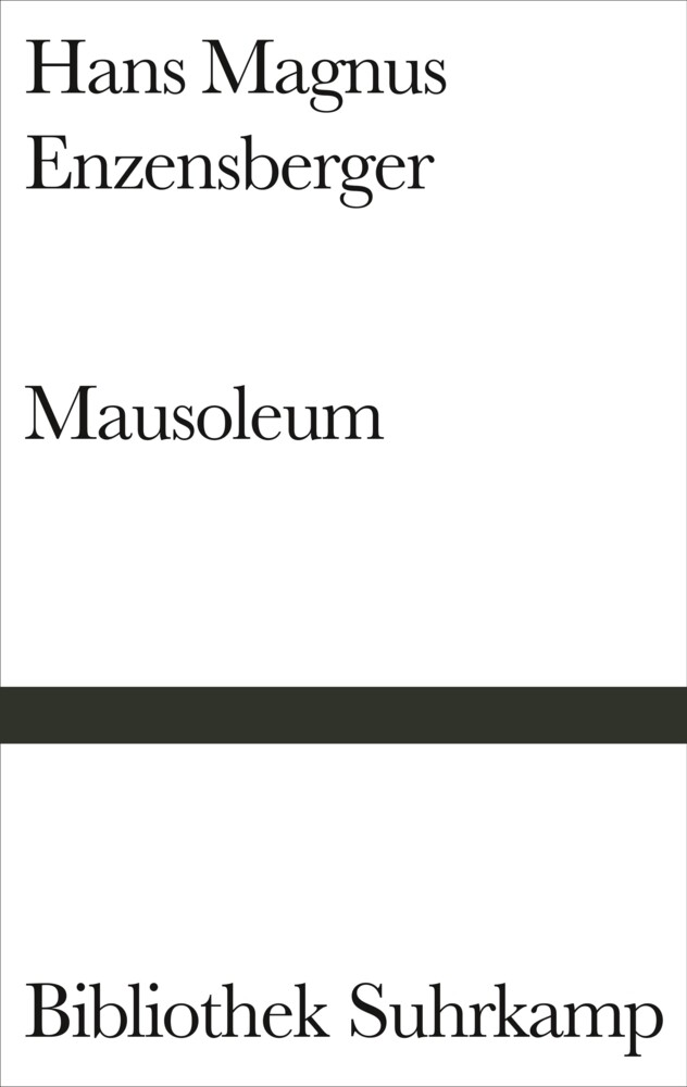 Mausoleum als Buch (kartoniert)