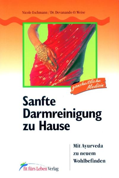 Sanfte Darmreinigung zu Hause als Buch (kartoniert)