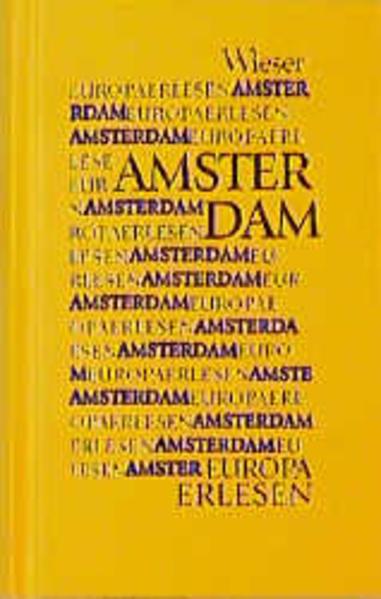 Amsterdam als Buch (gebunden)
