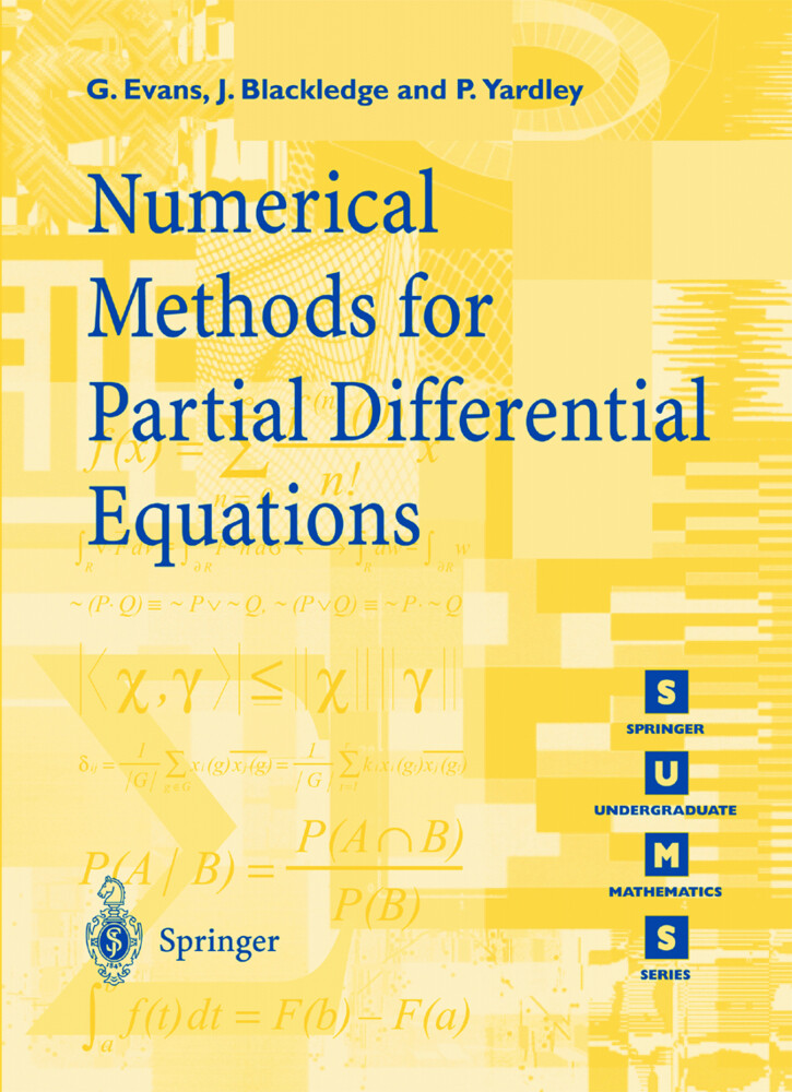 Numerical Methods for Partial Differential Equations als Buch (kartoniert)
