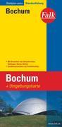 Falk Stadtplan Extra Standardfaltung Bochum 1 : 15 000