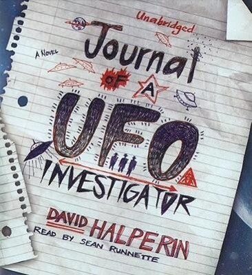 Journal of a UFO Investigator als Hörbuch CD