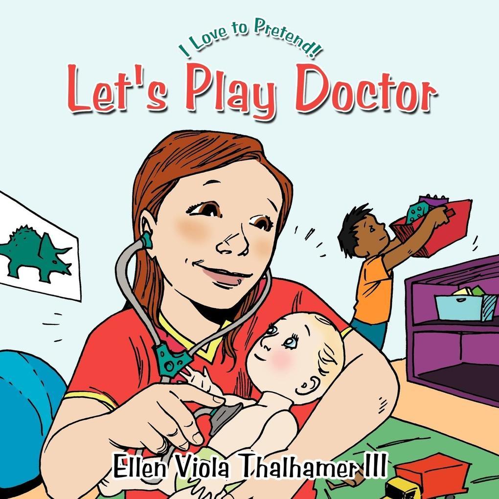 Let's Play Doctor als Taschenbuch