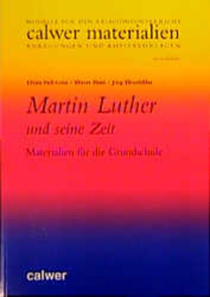 Martin Luther und seine Zeit als Buch