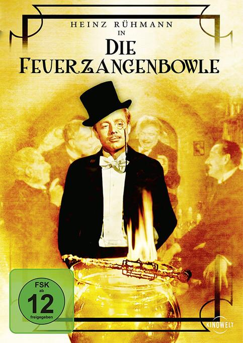 Die Feuerzangenbowle als DVD