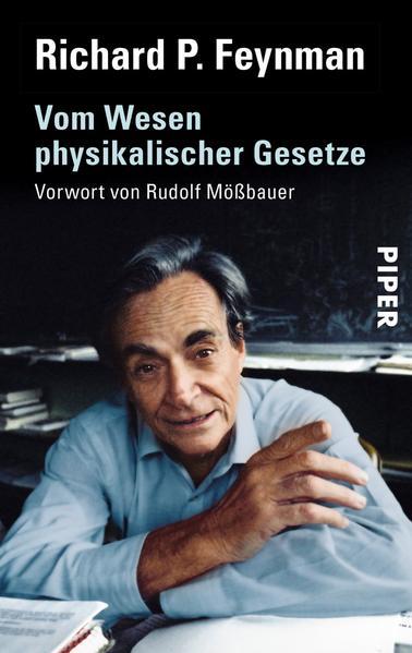 Vom Wesen physikalischer Gesetze als Taschenbuch