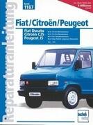 Fiat Ducato. Peugeot J5. Citroen C25 ab Baujahr 1982