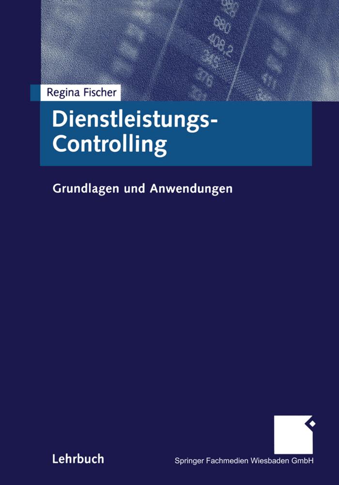 Dienstleistungs-Controlling als Buch (kartoniert)