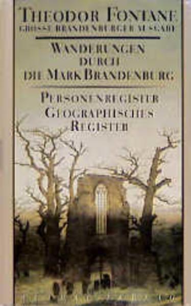 Wanderungen durch die Mark Brandenburg 8 als Buch (gebunden)