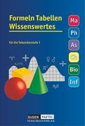 Formeln, Tabellen, Wissenswertes für die Sekundarstufe I. RSR