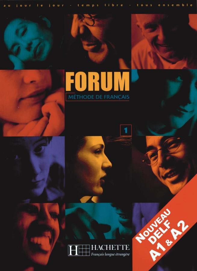 Forum 1. Lehrbuch als Buch (kartoniert)