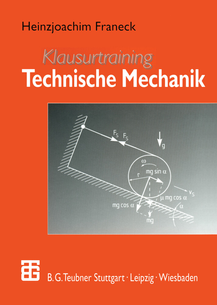 Klausurtraining Technische Mechanik als Buch