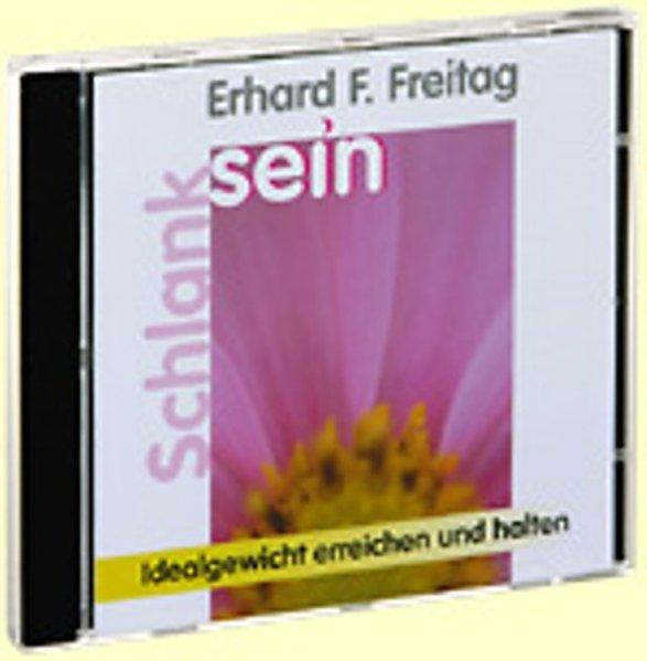 Schlank sein, 1 CD-Audio als Hörbuch