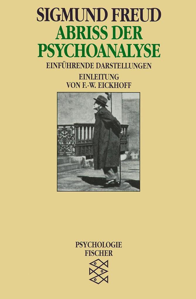 Abriß der Psychoanalyse als Taschenbuch