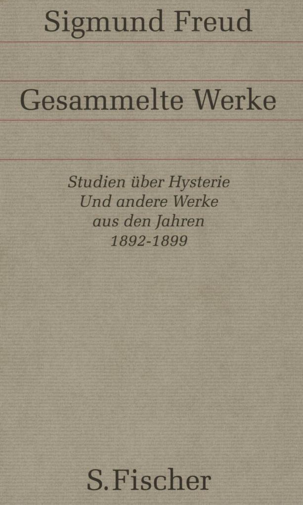Werke aus den Jahren 1892-1899 als Buch (gebunden)